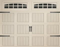 Vinyl Garage Door