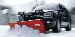 WESTERN® Suburbanite™ snow plow