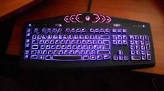 Alienware Tactx Keyboard