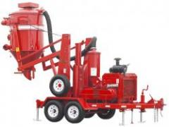 Industrial Vacuums > Trailer Mounted