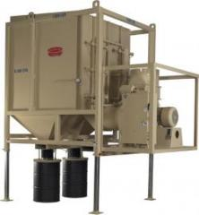 Stationary Industrial Dust Collectors