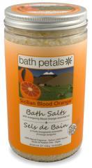Sicilian Blood Orange Bath Salts Jars