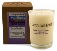 French Alpine Lavender Soy Tumbler Candle