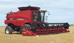 Harvesters - Combines 2010 CASE IH 6088