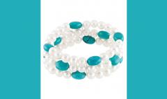 Freshwater Cultured Pearl & Genuine