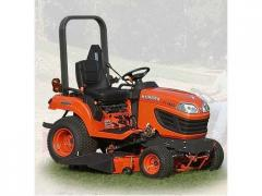 Compact Tractors - BX Series - Sub-compact