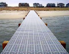ThruFlow Flooring System for Decks, Docks and