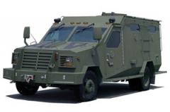 Armored Tactical & SWAT Truck