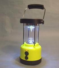 Hybrid Solar Lantern