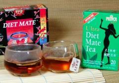 Dieter's Tea Series