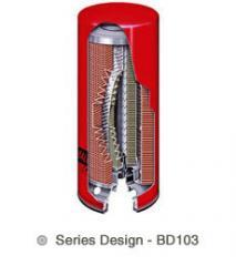 Series Design - BD103 Filter
