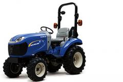 New Holland T1500 Series Compact Tractors