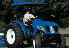New Holland Boomer™ Compact Utility Tractors