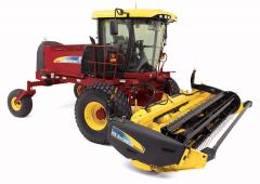 New Holland H8000 Speedrower® Windrowers