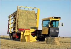 New Holland H9870 SP Bale Wagons