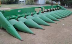 Harvest Equipment » 612C » John Deere