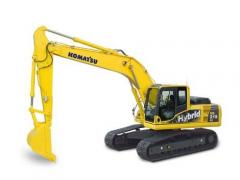 2012 Komatsu HB215LC-1 Medium Excavator