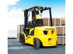 Hyundai Construction 30D-7E Forklifts