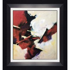 Framed Art, Tango by Eva Carter