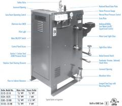 Sussman ES Packaged Electric Steam Boilers