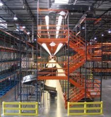 Storage Media, Pick Modules & Mezzanines