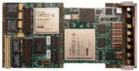Echotek Series DCM-V6-4R160-1T1000-XMC Module