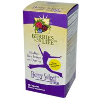 Berry Select Plus, 60 Capsules