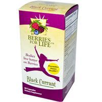 Black Currant, 60 Capsules