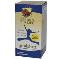 Aroniaberry, 60 Capsules