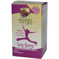Very Berry Antioxidant Chews, 90 Chews