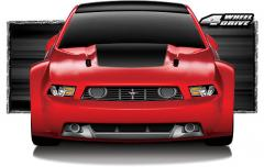 1/16 Ford Mustang Boss 302 4 WD Electric Muscle