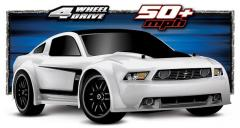 1/16 Boss 302 Ford Mustang 4 WD Brushless Muscle