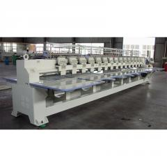 Flat System Embroidery Machines