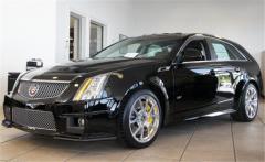 2013 Cadillac CTS-V Wagon CTS-V Wagon Car