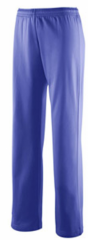 726A Augusta Ladies Solid Brushed Tricot Pant