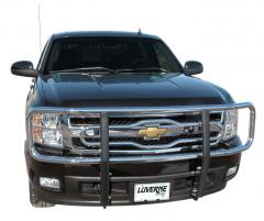 Chevrolet/GMC 2 Inch Tubular Grille Guards
