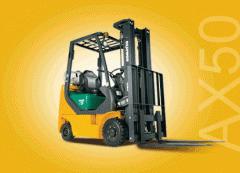Komatsu AX50 Series Forklift