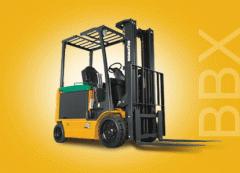 Cushion Tire Lift Trucks BBX Series