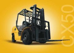 Cushion Tire Lift Trucks CBX Series