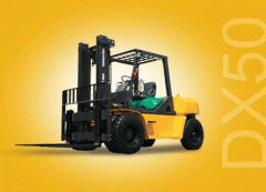 Cushion Tire Lift Trucks DX50 Series