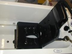 Toilet in a tub! The FlushCare