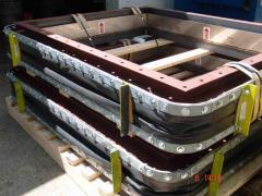 Non-Metallic Expansion Joints for Exhaust Systems