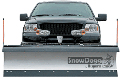 Snow Dogg Snow Plow
