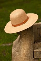 Wide Brim Straw Hats