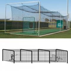 4 - Support Outdoor Batting Tunnel Frame 70'