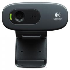 Portable Webcam, Logitech HD C260