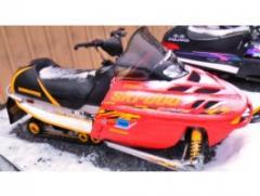 See-Doo Snowmobiles