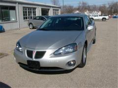 2008 Pontiac Grand Prix Base Car