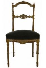 Gorgeous, gorgeous Giltwood Vanity Chair