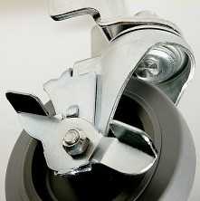 Swivel Casters and Locking Casters
